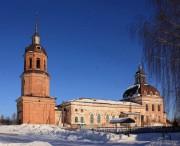 Церковь Благовещения Пресвятой Богородицы - Васильевское - Немский район - Кировская область