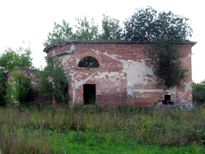 Церковь Александра Невского, Ленинский