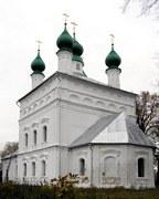 Церковь Троицы Живоначальной - Красноармейское - Шуйский район - Ивановская область