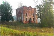 Церковь Воздвижения Креста Господня - Святково - Кольчугинский район - Владимирская область