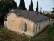 Новый Афон. Покрова Пресвятой Богородицы, церковь