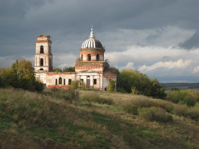 Церковь Спаса Преображения, Пилекшево