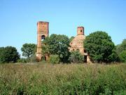 Церковь Николая Чудотворца - Титово - Ферзиковский район - Калужская область