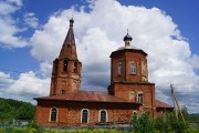 Верхнетроицкое. Троицы Живоначальной, церковь