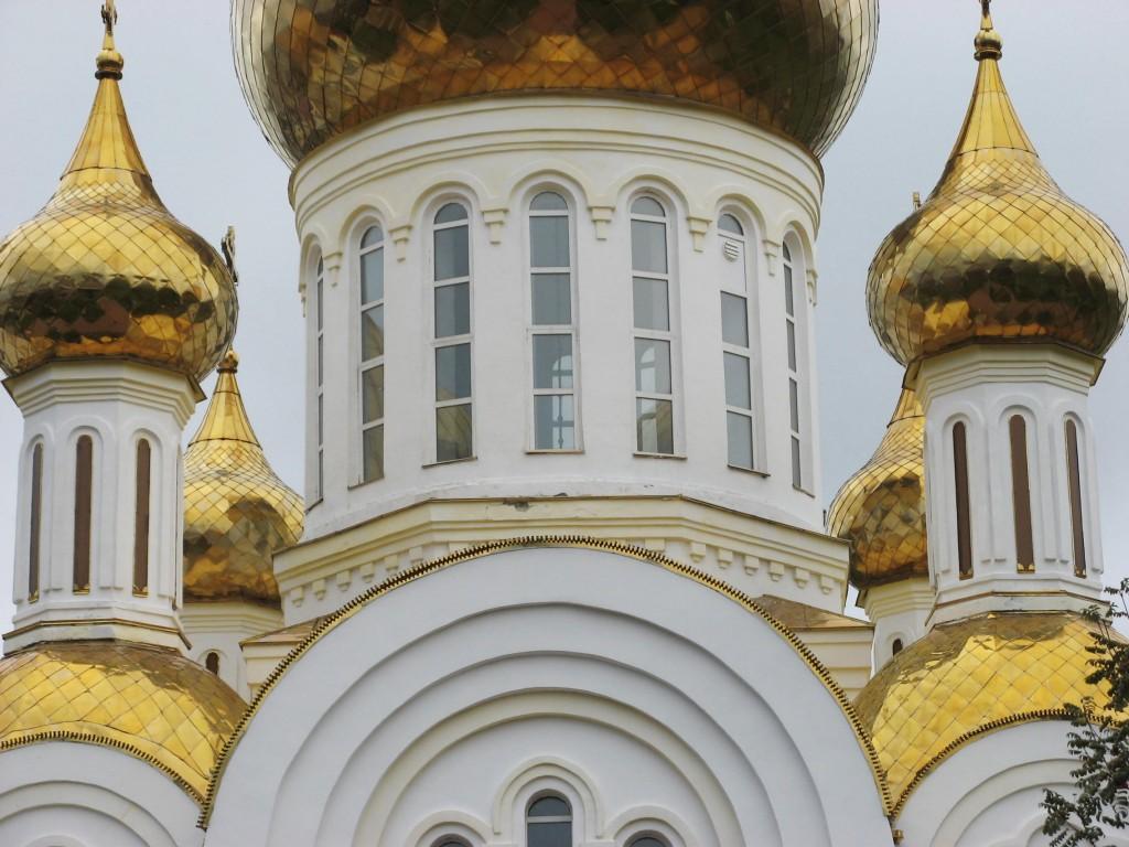 Церковь Благовещения Пресвятой Богородицы, Комсомольский