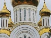 Церковь Благовещения Пресвятой Богородицы - Комсомольский - Чамзинский район - Республика Мордовия