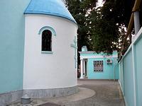 Церковь Троицы Живоначальной - Адлер - г. Сочи - Краснодарский край