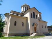 Красная Поляна. Харалампия, церковь