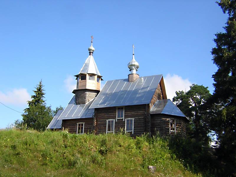 Церковь Казанской иконы Божией Матери, Шугозеро