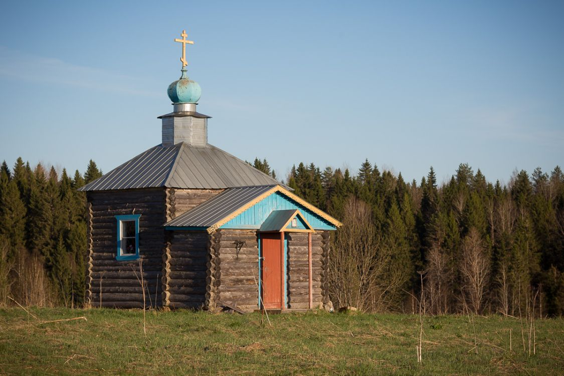 Часовня Александра Невского, Корбеничи