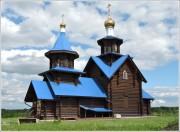 Церковь Рождества Христова - Красноозерное - Приозерский район - Ленинградская область