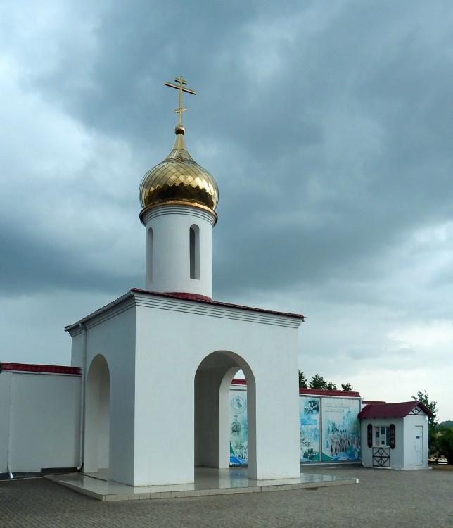 Часовня Георгия Победоносца, Кущёвская