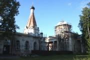 Кушалино. Храмовый комплекс. Церкви Смоленской иконы Божией Матери и Сошествия Святого Духа