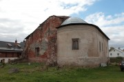 Кашин. Николаевский Клобуков монастырь. Собор Троицы Живоначальной