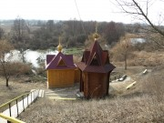 Часовня Троицы Живоначальной - Ольгино - Комаричский район - Брянская область