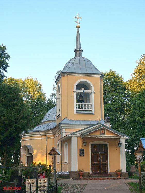 Церковь Покрова Пресвятой Богородицы, Опочка