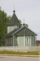 Церковь Петра и Павла - Калевала - Калевальский район - Республика Карелия