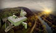Николаевский Мукачевский монастырь - Мукачево - Мукачевский район - Украина, Закарпатская область