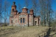 Церковь Вознесения Господня - Мали - Аматский край - Латвия