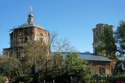 Церковь Вознесения Господня - Застолбье - Рамешковский район - Тверская область