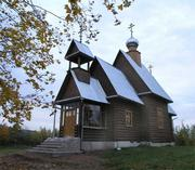 Церковь Успения Пресвятой Богородицы - Окни - Новосокольнический район - Псковская область