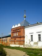 Николаевский Клобуков монастырь. Часовня Макария Калязинского - Кашин - Кашинский городской округ - Тверская область