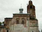 Церковь Спаса Преображения - Волокобино - Южский район - Ивановская область