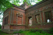 Церковь Спаса Преображения - Сунтажи - Огрский край - Латвия