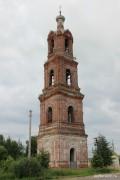Колокольня церкви Воскресения Словущего - Афанасьевское - Шуйский район - Ивановская область