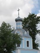 Церковь Спаса Нерукотворного Образа - Чёрная Слобода - Путятинский район - Рязанская область