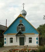 Часовня Илии Пророка - Ильинское-Хованское - Ильинский район - Ивановская область