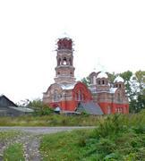 Церковь Петра и Павла - Елово - Еловский район - Пермский край