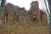 Церковь Троицы Живоначальной - Берзауне - Мадонский край - Латвия