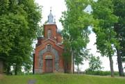 Церковь Илии Пророка - Бучауска - Мадонский край - Латвия