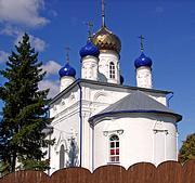 Церковь Всех Святых - Широково - Фурмановский район - Ивановская область