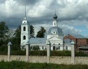 Церковь Спаса Преображения - Доронино - Тейковский район - Ивановская область