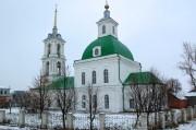 Большое Мурашкино. Троицы Живоначальной, церковь