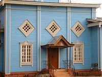 Церковь Параскевы Пятницы - Ямново - г. Бор - Нижегородская область