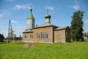 Церковь Илии Пророка - Лиепна - Алуксненский край - Латвия