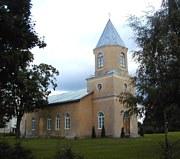 Церковь Иоанна Предтечи - Ляудона - Мадонский край - Латвия