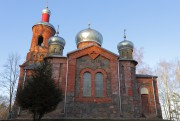 Церковь Алексия, митрополита Московского - Марциена - Мадонский край - Латвия