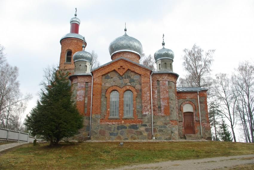 Церковь Алексия, митрополита Московского, Марциена