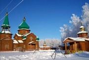 Серафимовский монастырь - Татьяновка - Марьяновский район - Омская область