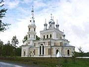 Церковь Александра Невского - Вецстамериена - Гулбенский край - Латвия