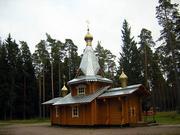 Храм-часовня Георгия Победоносца - Рощино - Выборгский район - Ленинградская область