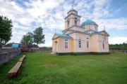 Церковь Троицы Живоначальной - Голышево - Карсавский край - Латвия