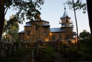 Церковь Покрова Пресвятой Богородицы - Пудиново - Карсавский край - Латвия
