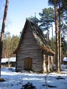 Церковь Георгия Победоносца из пос. Роговка Резекненского района - Рига - г. Рига - Латвия