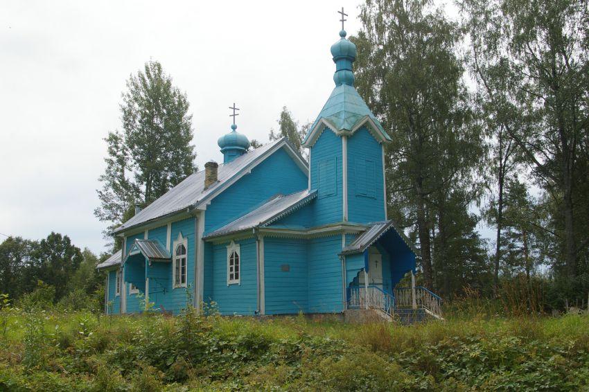 Церковь Покрова Пресвятой Богородицы, Яунслобода