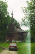 Церковь Троицы Живоначальной - Тискады - Резекненский край - Латвия